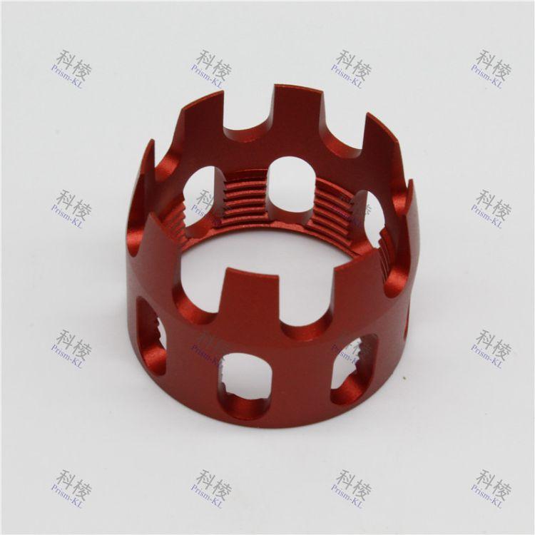 锦明8代水弹枪金属托芯CNC转接环改装配件原装电池火焰环通用产品