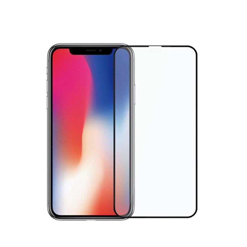 Iphone x 5D 曲面全屏覆盖钢化膜 批发