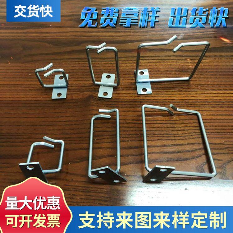 加粗大号不锈钢机柜金属理线环 束线圈线环 理线扣理线架