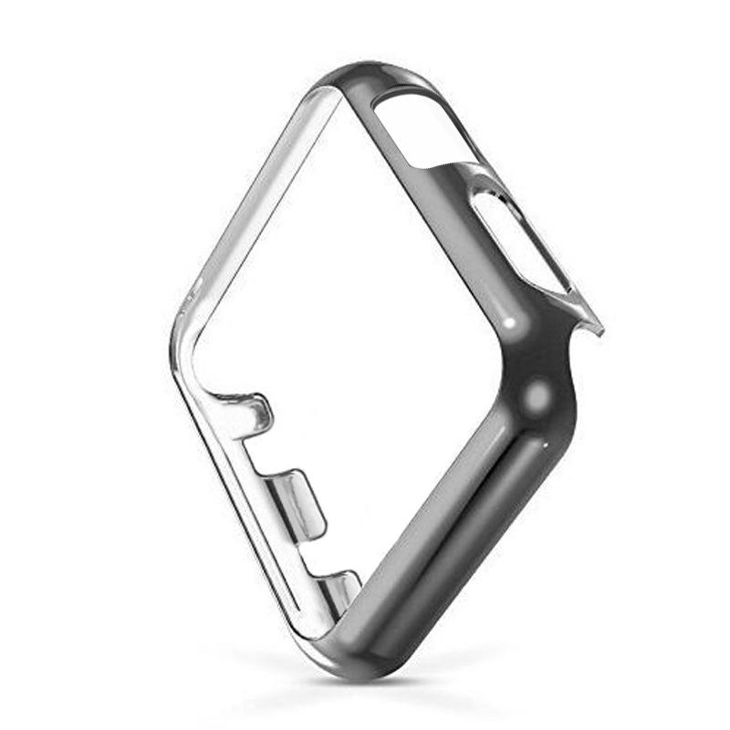 苹果手表2/3代保护壳 apple watch电镀壳 PC边框外壳 iwatch S2代