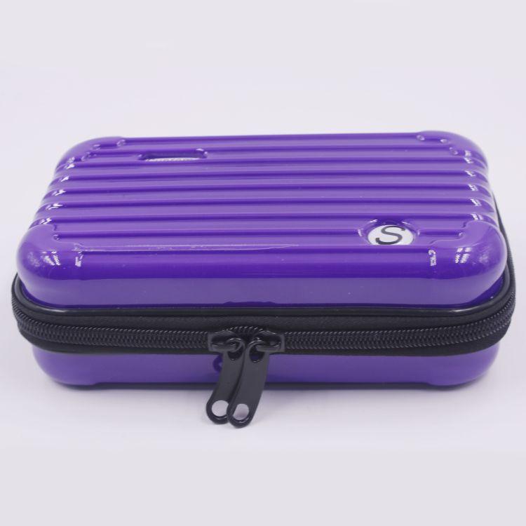 礼品定制多功能洗漱包过夜包收纳包化妆包ABS+PC便携式迷你包赠品