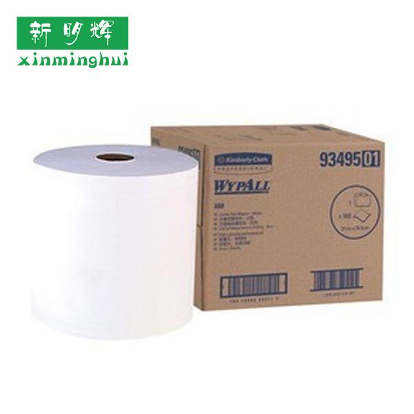 金佰利93495AWYPALLX60全能型擦拭布通用型大卷式工业擦拭布