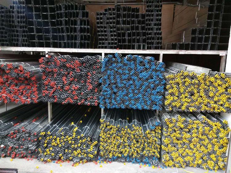 厂家直销 批发供应  品牌镀锌线管50/40/32/25/20 长厚度可订做