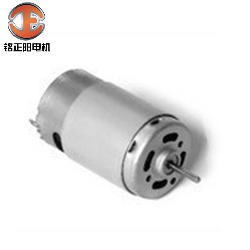 批发供应 RS-385电动工具深圳直流有刷电机微型马达 直流微型电机
