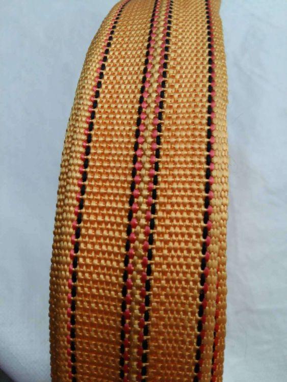 现货高强涤纶带 4.8CM宽安全带 吊装带 耐磨抗老化丙纶带 捆绑带