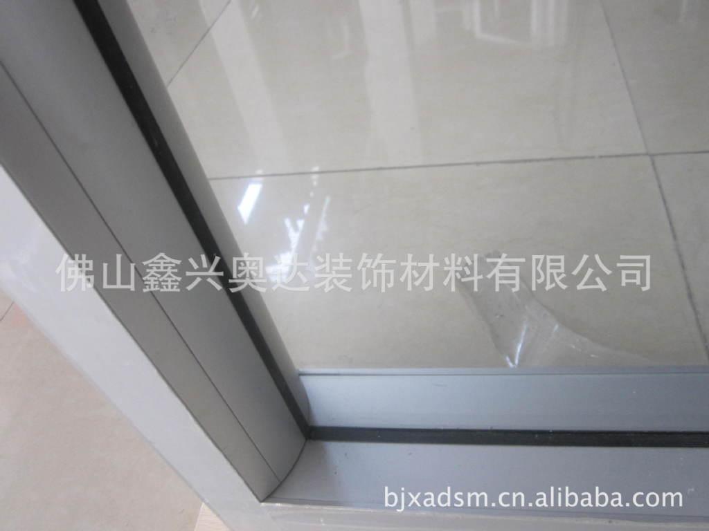 铝合金隔断 玻璃隔断 办公隔断铝型材大量库存