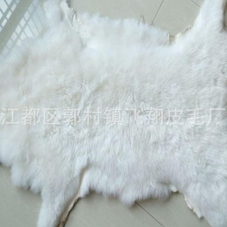 羊毛皮毛一体绵羊皮各种皮毛羊剪绒尺寸加工羊皮皮块裁剪厂家生产