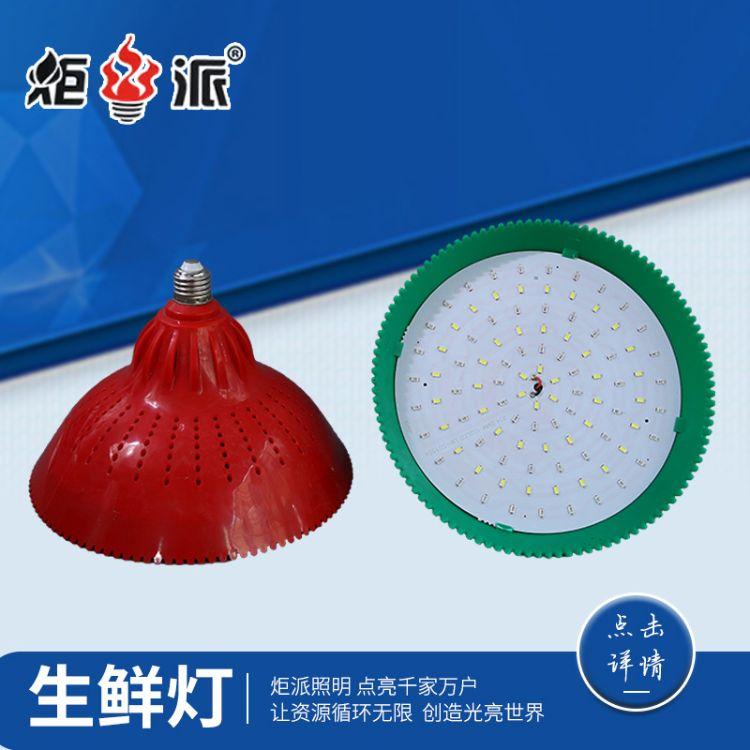 厂家货源生鲜灯LED生鲜灯猪肉灯 供应超市蔬菜水果灯海鲜灯