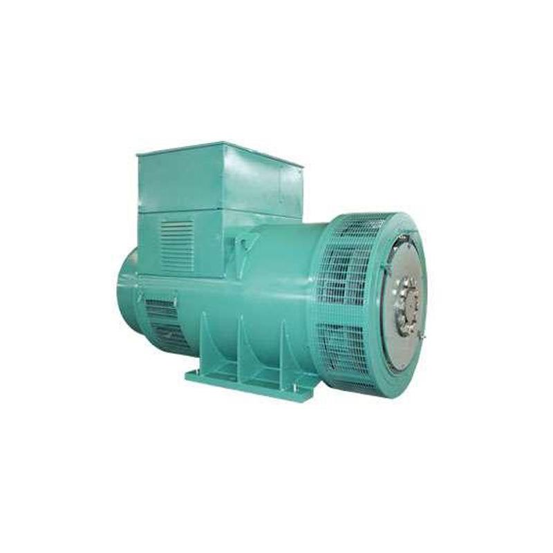 厂家出售纯铜机电三相四线同步发电机 上海恒久无刷发电机