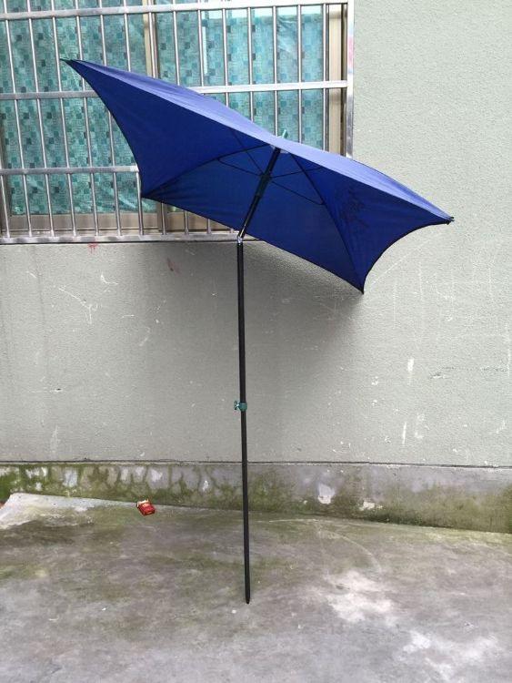 供应四方沙滩伞  钓鱼伞 遮阳伞 可直接插入地下