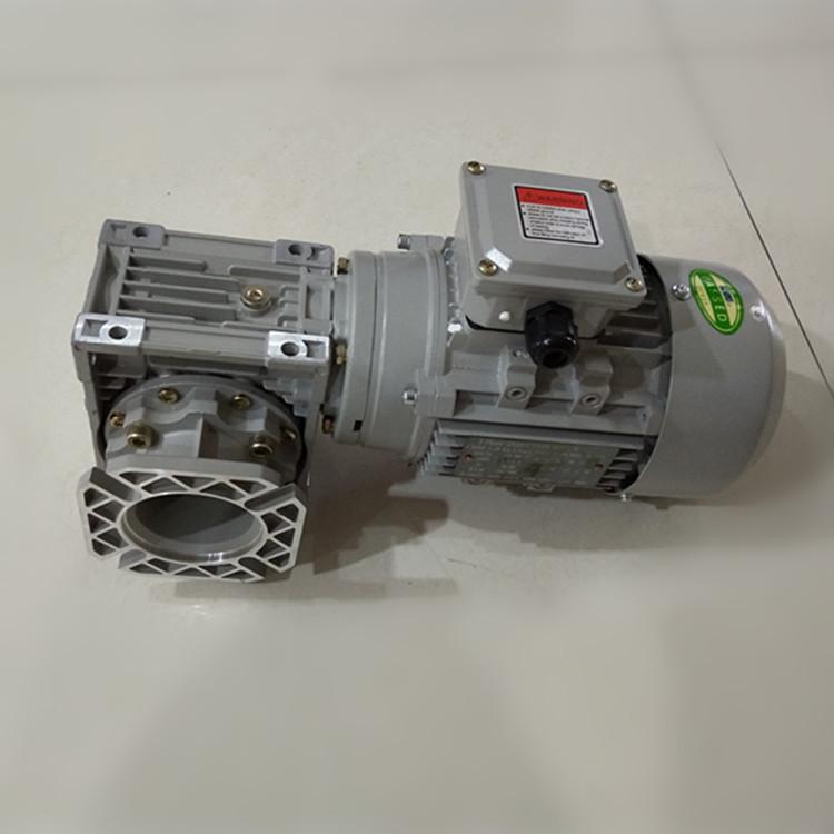 供应吉林涡轮蜗杆减速机 万鑫减速机 NMRV现货供应RV075/30-0.75KW(80B14)