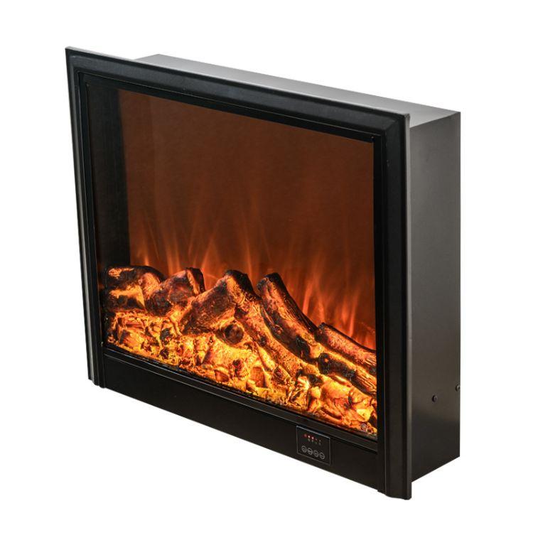 厂家直销 异形壁炉芯 别墅壁炉 开放式取暖壁炉 雕花欧式壁炉