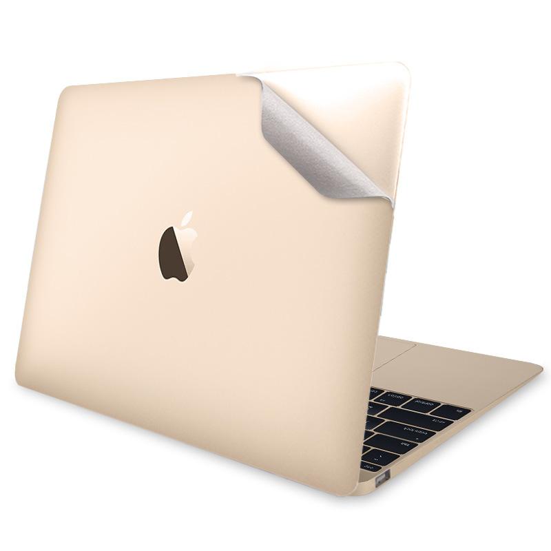 热销 支持混批 苹果笔记本机身贴膜 macbook保护膜 外壳上盖膜