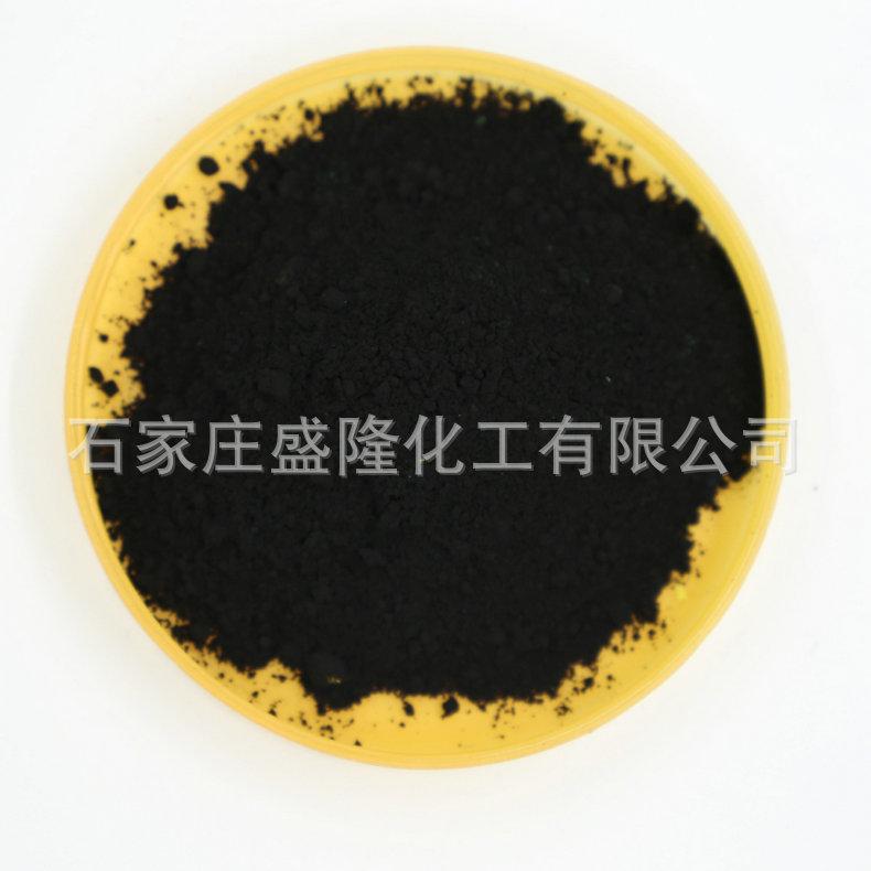 河北氧化铁颜料厂家供应氧化铁黑国标氧化铁黑普通氧化铁黑722