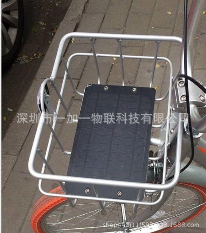 单晶硅太阳能电池板共享单车太阳能板