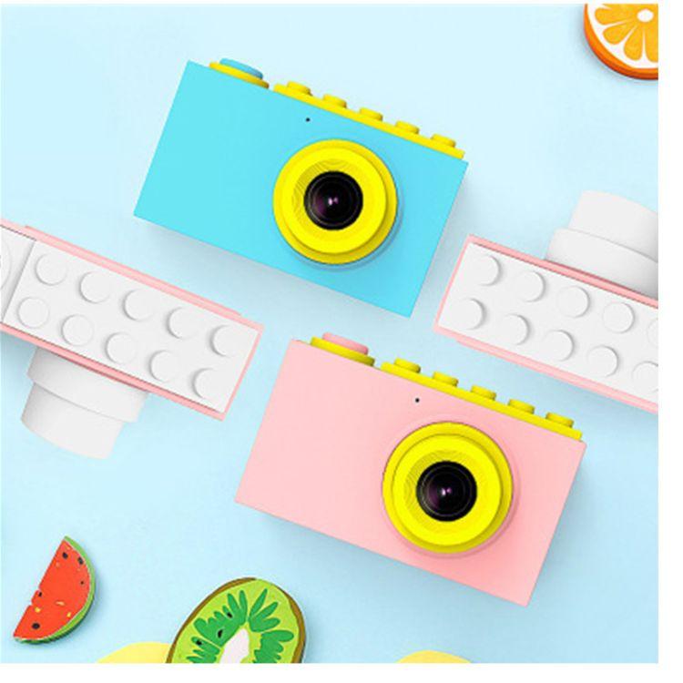 运动摄像玩具礼品兒童相機跨境爆款儿童相机卡通数码相机小单反