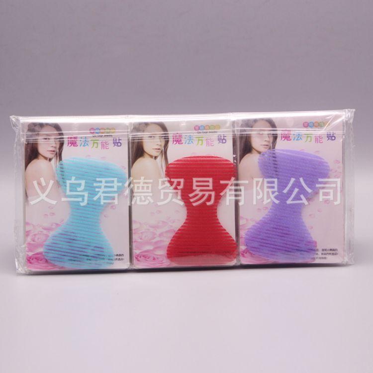 供应精品韩版刘海贴魔术头发贴可爱蝴蝶结儿童卡通刘海贴批发