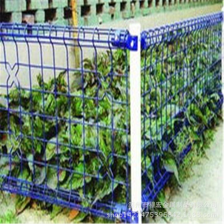 草坪围栏 花坛围栏 铁丝网护栏 菜地围网 公园花池卷圈护栏厂家现货