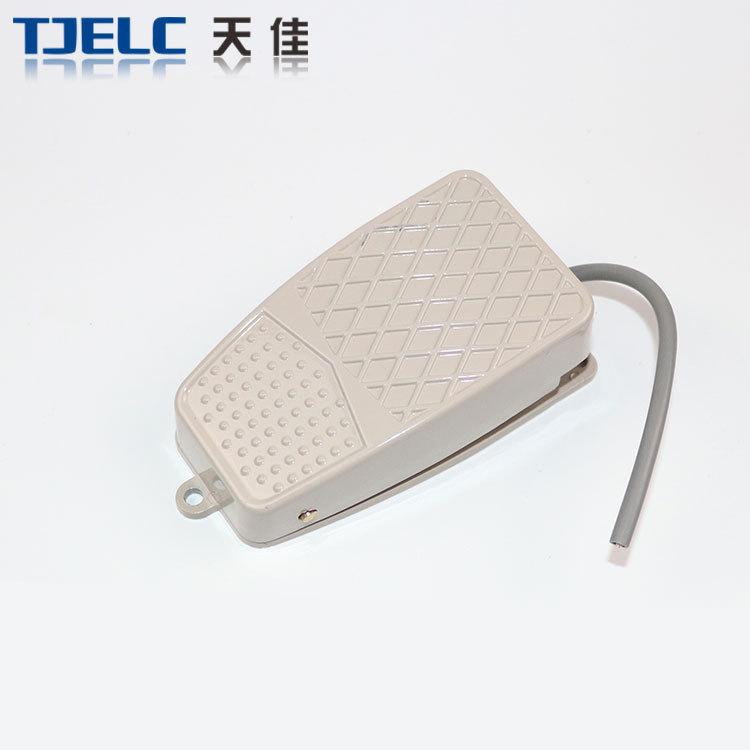 现货供应 脚踏开关FS-2带线10CM  TFS-2 线长可定制 厂家直销