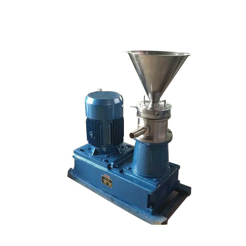 温州制造 不锈钢液体肥料胶体磨化工卫生级小型立式胶体磨直销价格优惠