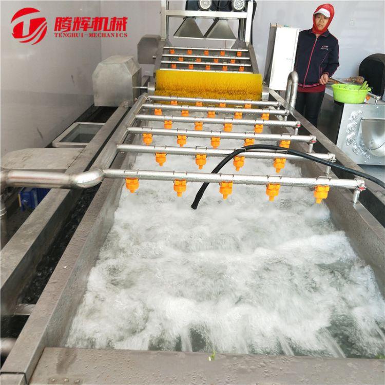 泡沫机价格优惠果蔬清洗机安全无污染冷水清洗设备泡沫清洗机
