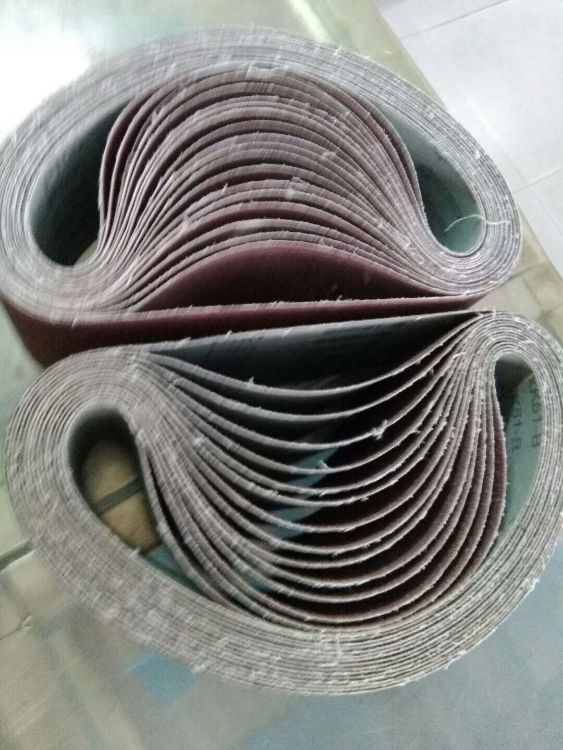 宁旺 环形砂带木工砂光机专用 各种规格非标定做