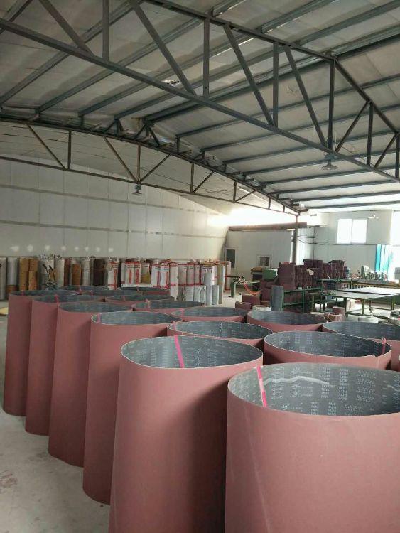 厂家直销环形砂带木工砂光机专用 各种规格非标定做