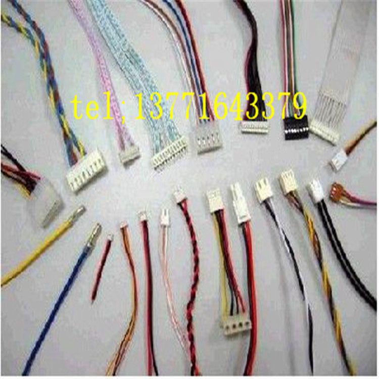 厂家直销1.25间距排线线束MOLEX1.25系列 LVDS线 屏线