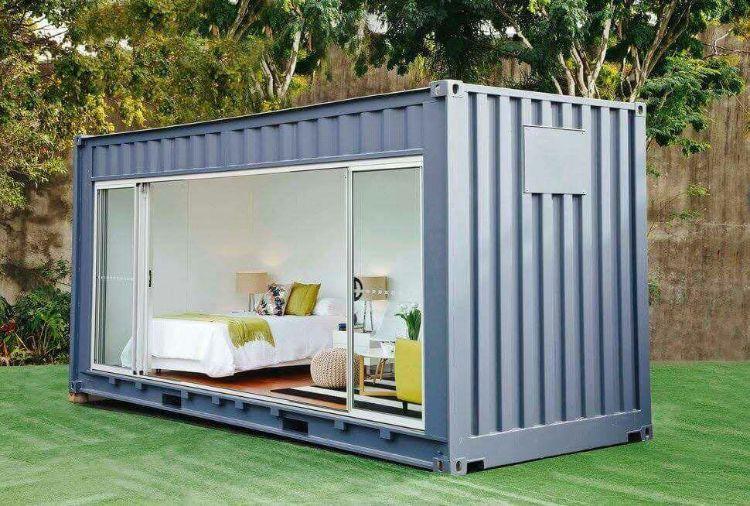 异空间-集装箱房屋-可移动房-公寓酒店-厂家定制