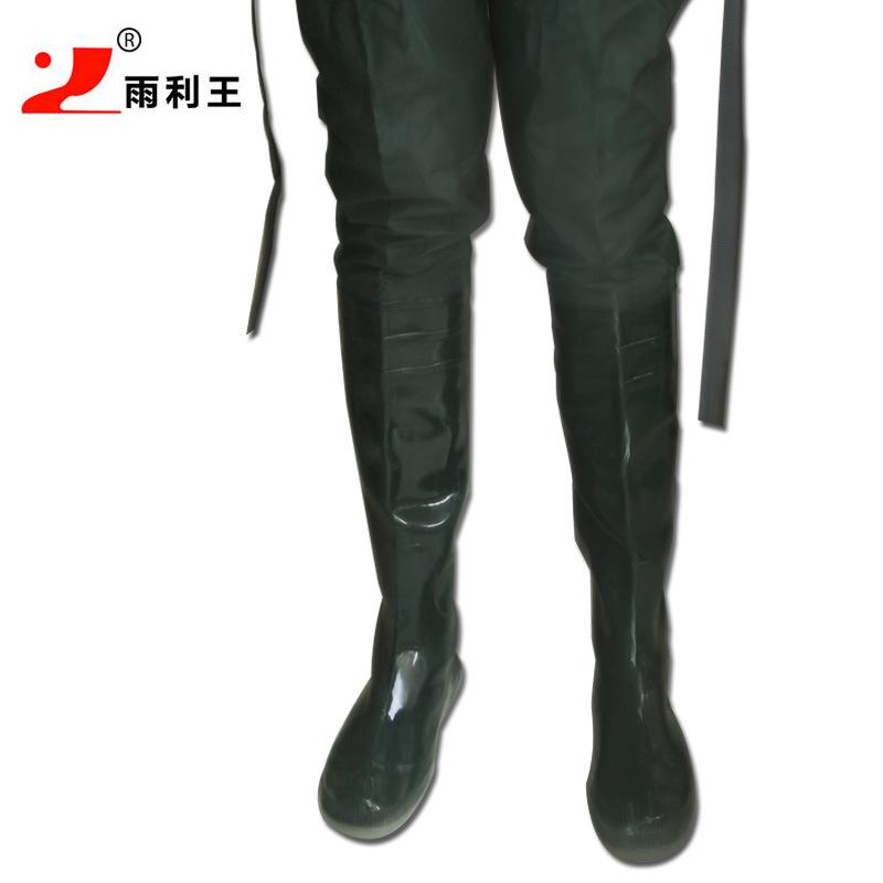 雨利王 加长插秧靴 加长稻田靴 防水靴 厂家直销