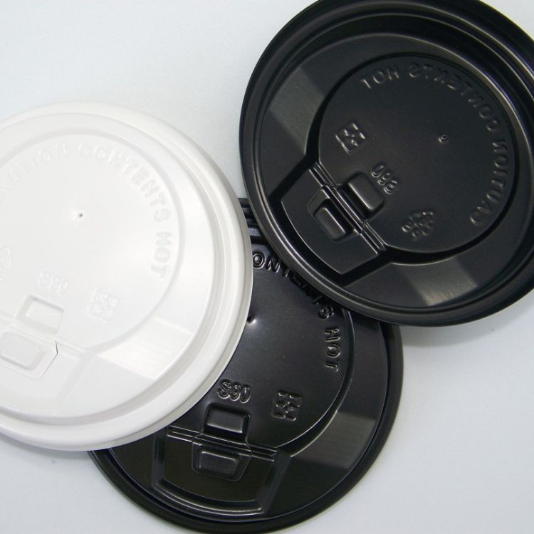 咖啡纸杯盖 奶茶杯盖 豆浆杯盖 热饮杯盖 可耐高温 批发康家