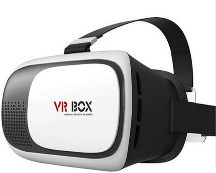 3d虚拟现实VR眼镜原厂正品二代VRBOX3D眼镜手机私人影院厂家直销