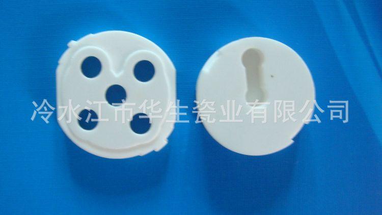 生产销售 陶瓷换向阀水阀片 耐磨陶瓷