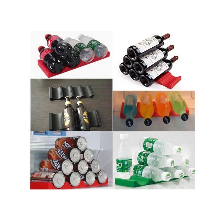 外贸爆款实用硅胶啤酒垫啤酒托冰箱饮料储放垫硅胶礼品定制厂家