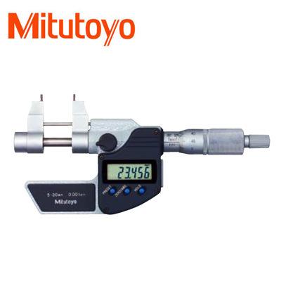 日本三丰数显内径千分尺内径千分尺5-30mm内测螺旋测微仪345-250