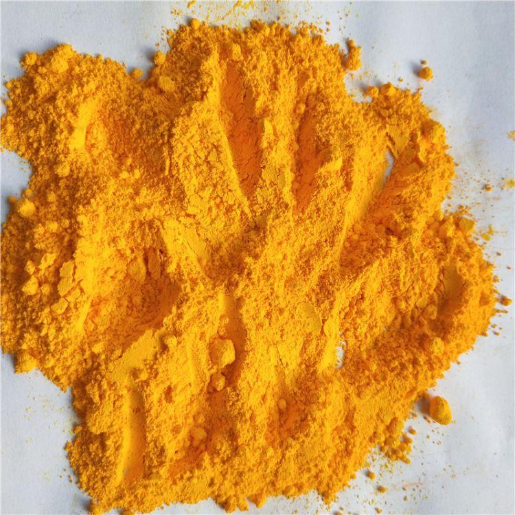 厂家现货供应耐高温薄膜铬黄 中铬黄 着色高 价格低