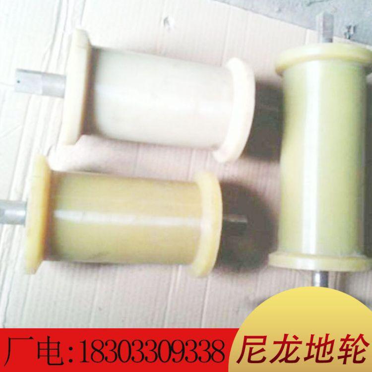 厂家直销 供应150*300mm地轮铸钢地轮 铸铁地轮 聚氨酯地轮 铁路