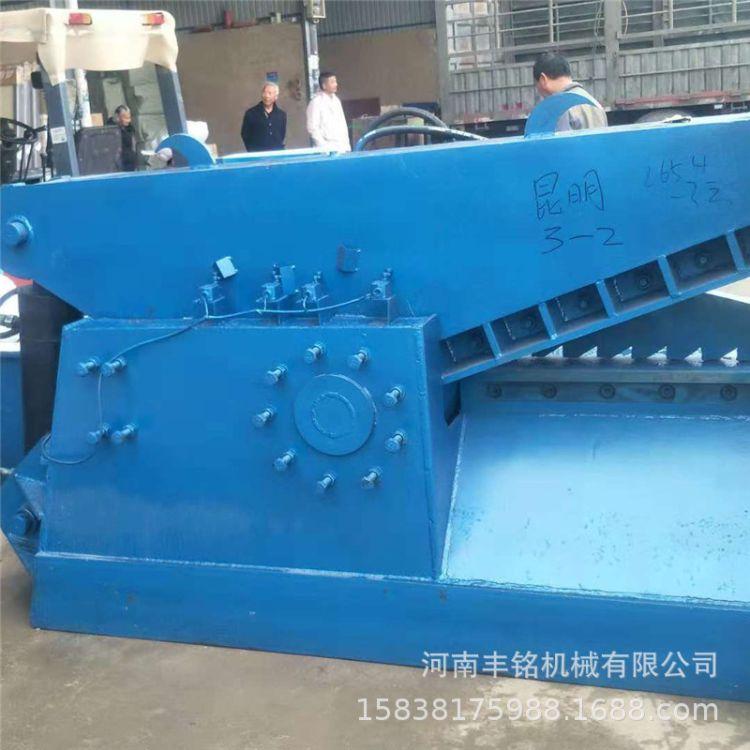 铁板钢板废金属剪板机 金属液压剪切机 全自动数控遥控废铁剪切机
