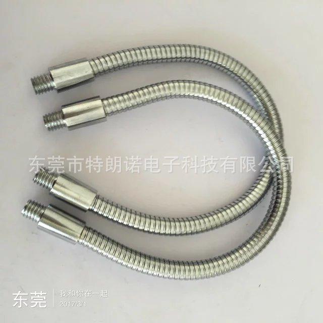 厂家供应台灯软管  鹅颈管 蛇管 硅胶软管 万向管