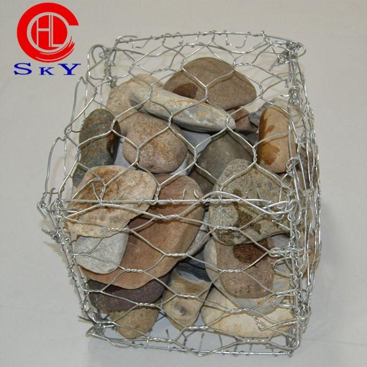直销 格宾石笼网 镀锌丝石笼网 包塑石笼网 热镀锌丝 格宾网 报价