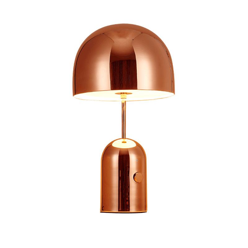 马斯登设计师装饰灯 后现代创意台灯 书房卧室床头灯轻奢酒店台灯