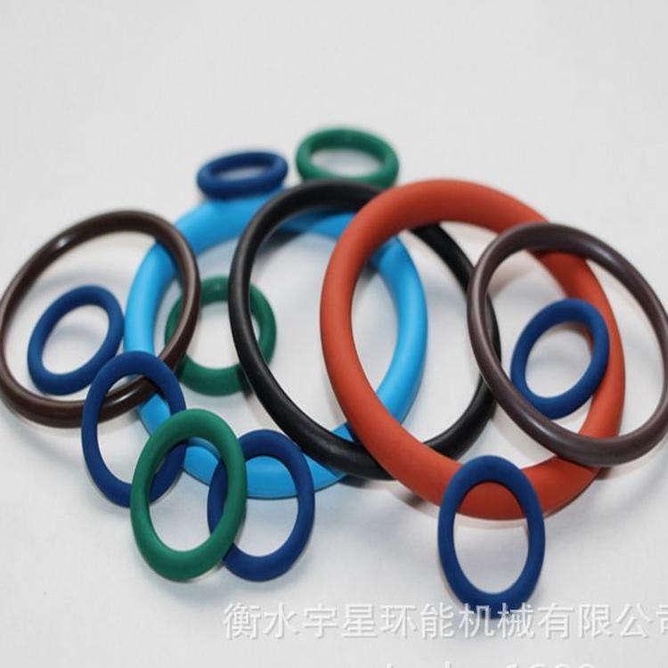 厂家批发 硅胶密封圈 橡胶O型密封圈 氟胶O型密封垫圈硅胶制品
