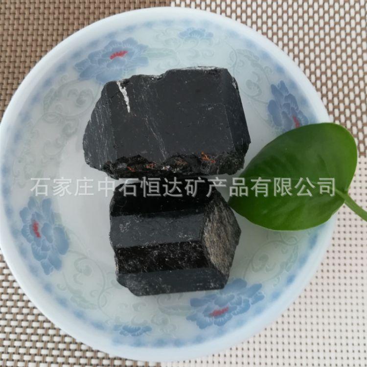 直销供应 黑色电气石粉   晶体电气石电气石颗粒 电气石粉
