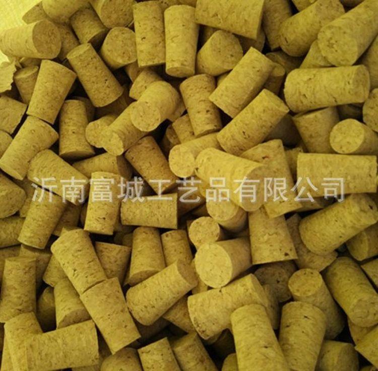 供应葡萄酒塞子 软木红酒塞子 陶瓷瓶密封大口径软木塞锥形塞批发