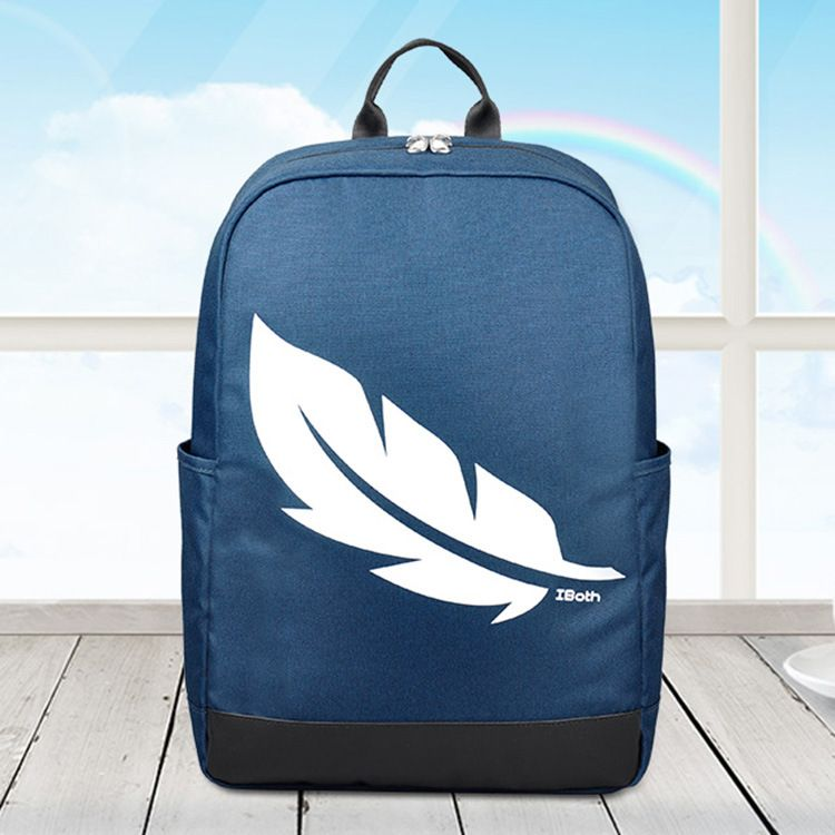 厂家直销新款百搭双肩包 休闲印花背包 大容量防水包