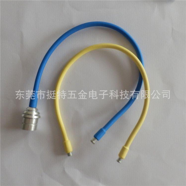 供应中山包塑包胶台灯金属软管 穿线软管批发