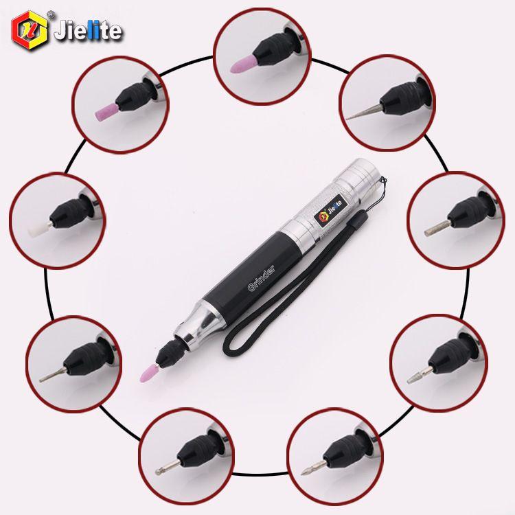 迷你铝电池充电电磨笔抛光机