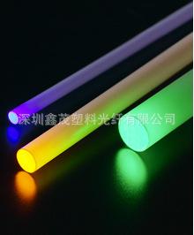 鑫茂侧光光纤3.0mm 园林氛围灯工厂直销