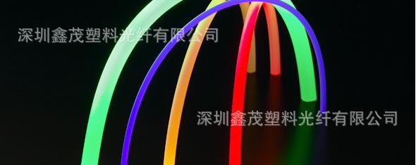 厂价直销2mm侧光光纤 通体光纤 数码电子产品外壳轮廓灯