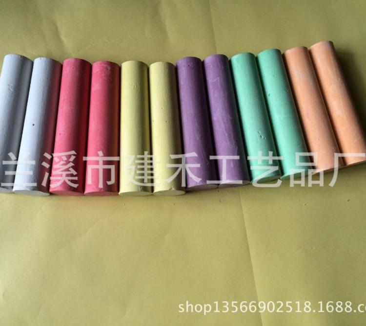 专业生产、批发无尘环保大粉笔